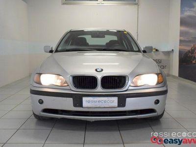 begagnad BMW 320 d turbodiesel cat 4 porte Aut.