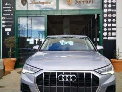 usata Audi Q3 2.0 35TDI advanced Stronic Navi LED Alcantara