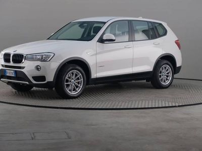 usata BMW X3 Sdrive 18d Business Advantage
