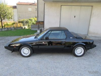 gebraucht Fiat X 1/9 2ª serie - 1987