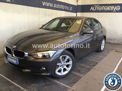 used BMW 320 SERIE 3 BERLINA d