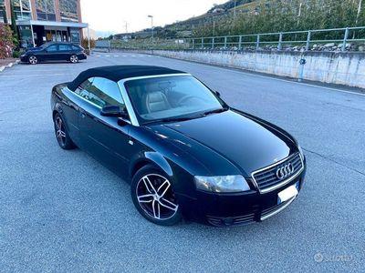 usata Audi A4 Cabriolet 2.4 Benzina