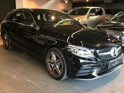usata Mercedes C300 d S.W. 4Matic AMG Auto Premium Led R18 Virtual