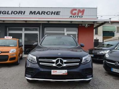 usata Mercedes GLC250 d 4Matic Premium PACCHETTO