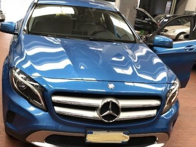 used Mercedes GLA180 d Automatic Sport