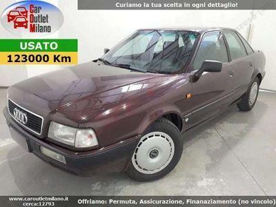 usata Audi 80 1993 2.0 B 116CV 5Man 4P Bordeaux