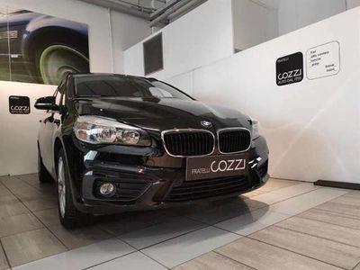 usata BMW 218 Gran Tourer Serie 2 Gran Tourer Serie 2 G.T. (F46) d Advantage AUTO 7 posti