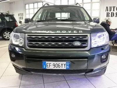 usata Land Rover Freelander 2.2 SD4 S.W. SE