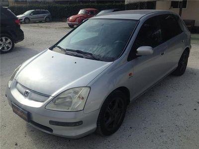 usata Honda Civic 1.6 16v Vtec 110cv 5 Porte * Tagliandata-revision. Usato