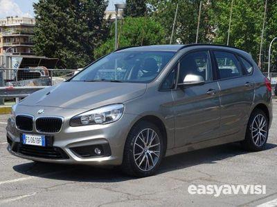 usata BMW 216 Active Tourer d Permute Finanziamento