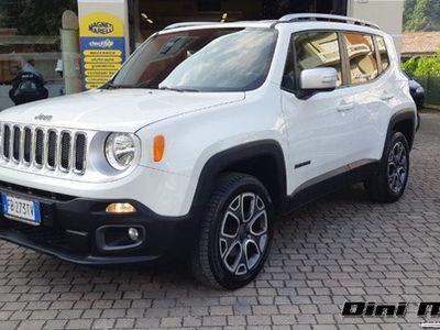 usado Jeep Renegade 2.0 Mjt 140CV 4WD Limited PROMO APPLICATA