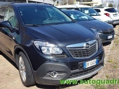 usado Opel Mokka 1.6 CDTI Ecotec 136CV 4x2 aut. Cosmo