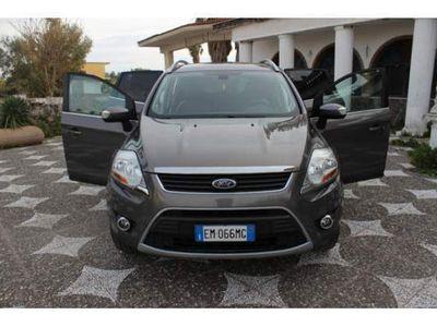brugt Ford Kuga 2.0 TDCi 163 CV 4WD POWERSHIFT INDIVIDUAL AUT.