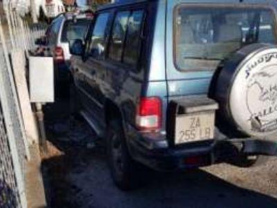 usata Hyundai Galloper 2.5 TDI Corto rif. 10835148