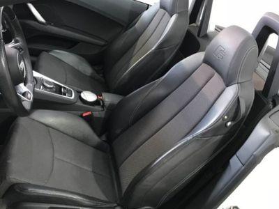 usata Audi TT Roadster 2.0 TFSI S-LINE QUATTRO S-TRONIC