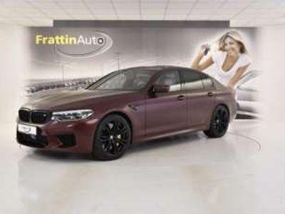 usata BMW M5 First Edition Benzina