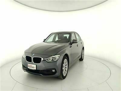 usata BMW 320 Cabriolet 320d