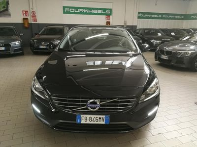 usata Volvo S60 D4 Geartronic Kinetic