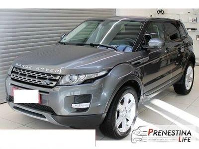 gebraucht Land Rover Range Rover evoque 2.0 TD4 150 CV 5p.*kamera*xenon* rif. 11484287