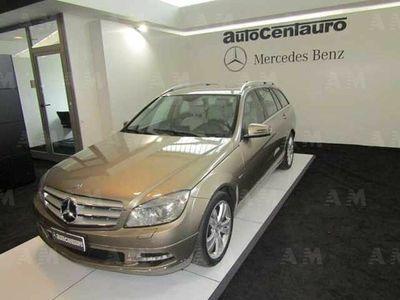 used Mercedes 250 Classe C Station WagonCDI 4Matic BlueEFF. Avantgarde del 2010 usata a Torino