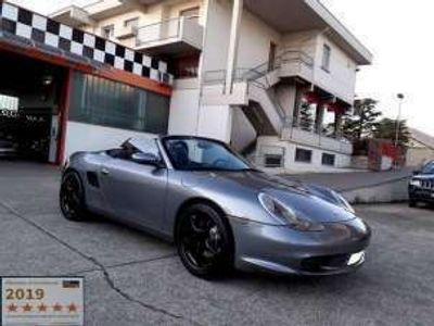 usata Porsche Boxster (986) 2.7i 24V cat