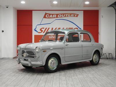 usata Fiat 1100 103 TV (Turismo Veloce) BERLINA – OMOLOGATA ASI 3^ GRADO TARGA ORO – OMOLOGATA FIVA – ISCRITTA CSAI (1955)