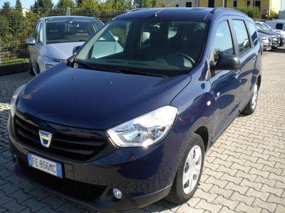 usata Dacia Lodgy 1.5 dCi 8V 90CV 7 posti Ambiance