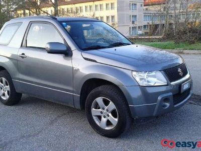 begagnad Suzuki Grand Vitara 1.9 ddis 3 porte diesel