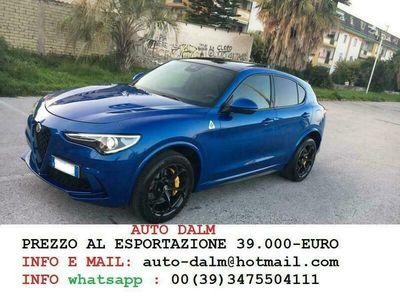 usata Alfa Romeo Stelvio Stelvio2.9 BiT.V6 510 AT8 Quadrifoglio