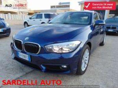 usata BMW 114 d 5p. Advantage Diesel