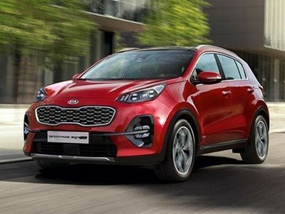 brugt Kia Sportage 1.6 T-GDI DCT7 AWD Energy