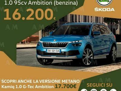 usata Skoda Kamiq 1.0 TSI Ambition nuova a Messina
