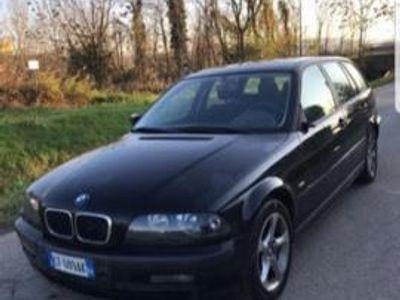 usata BMW 320 Serie 3 (E46) turbodiesel cat Touring Elett