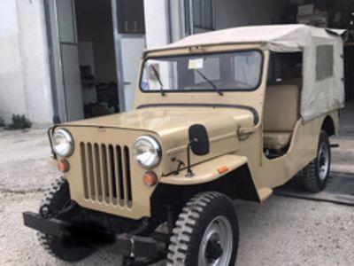 used Jeep CJ 6