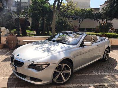 usata BMW 650 Cabriolet serie