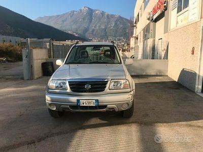 usata Suzuki Grand Vitara 1.6 4x4 Gancio Traino