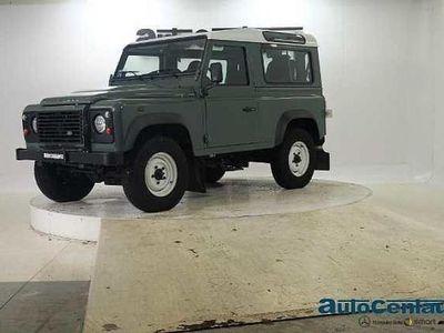 brugt Land Rover Defender Defender90 2.2 TD4 Station Wagon N1