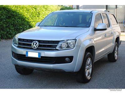used VW Amarok 2.0 BiTDI 164 CV 4Motion Inserib