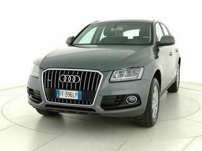 usata Audi Q5 2.0 TDI 190 CV quattro S tr. Business