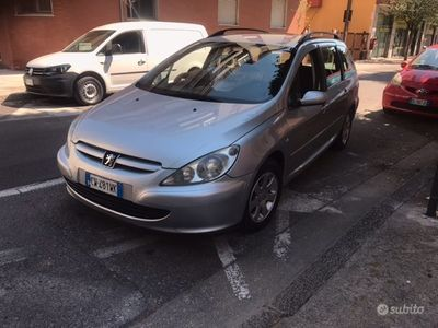 usata Peugeot 307 CC 1600