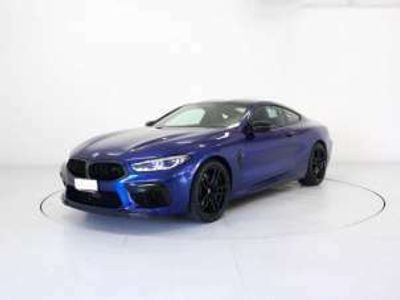 usata BMW M8 Coupé Competition Benzina