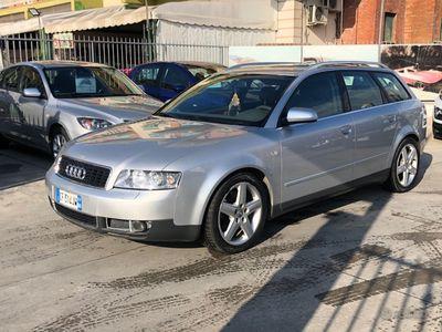 usata Audi A4 A4 2.5 V6 TDI/180 CV cat quattro