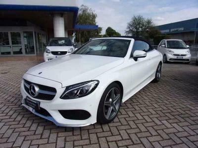usata Mercedes 220 Classe C CAutomatic Cabrio Premium