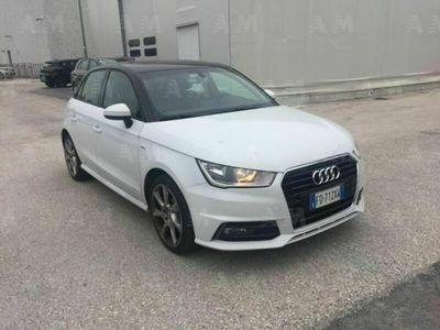 usata Audi A1 Sportback 1.4 tdi Sport