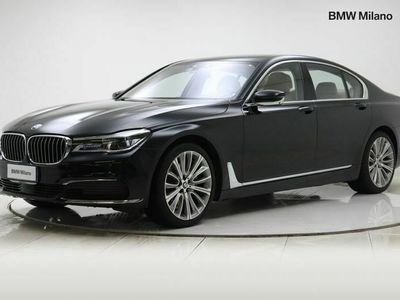 usata BMW 740 Serie 7 d xDrive Eccelsa