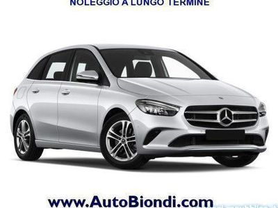 """usata Mercedes B200 d """"NOLEGGIO"""" Automatic Premium Modena"""
