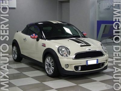 used Mini Cooper SD Coupé 105kw EU5