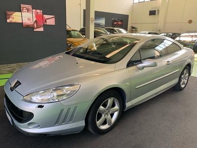 second-hand Peugeot 407 Coupe 2.2 Tecno