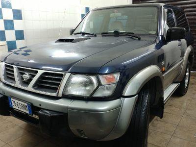 usado Nissan Patrol GR autocarro