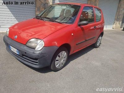 second-hand Fiat Seicento 1.1i cat Young